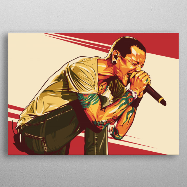 This marvelous metal poster designed by iambiko to add authenticity to your place. Display your passion to the whole world. metal poster