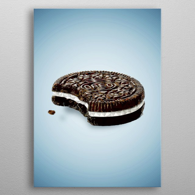 High-quality metal print from amazing Capitalism collection will bring unique style to your space and will show off your personality. metal poster