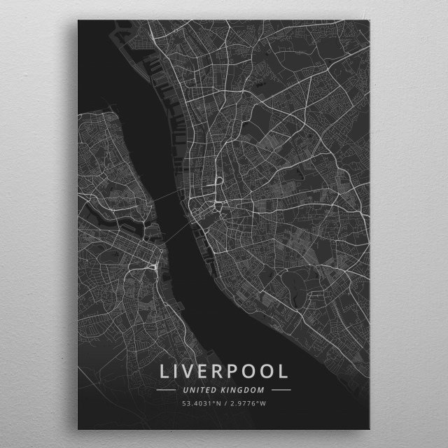 This marvelous metal poster designed by lukeainsworth7 to add authenticity to your place. Display your passion to the whole world. metal poster