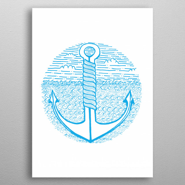 Fascinating  metal poster designed with love by filhodopadeiro. Decorate your space with this design & find daily inspiration in it. metal poster