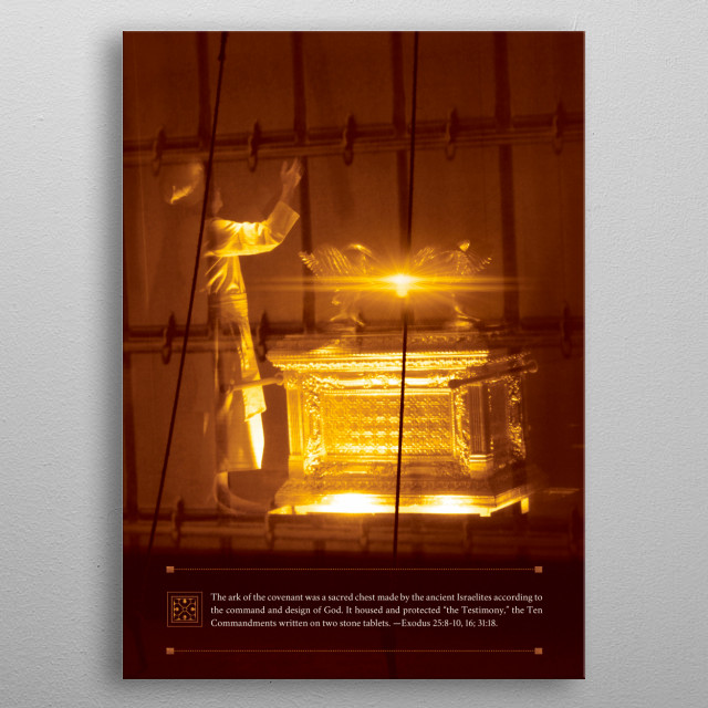 Ark of The Covenant by Michael Taylor | metal posters - Displate