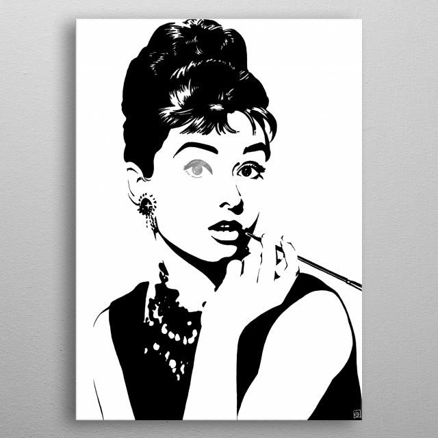 This marvelous metal poster designed by EruannieCaline to add authenticity to your place. Display your passion to the whole world. metal poster