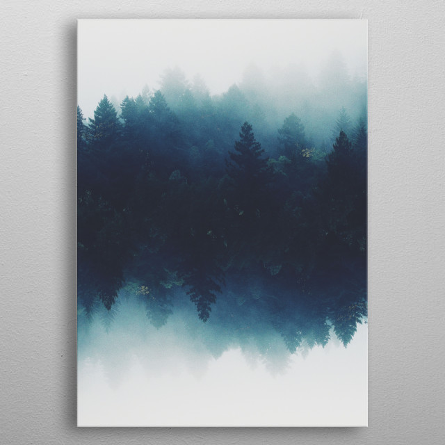 High-quality metal print from amazing Photo Manipulation collection will bring unique style to your space and will show off your personality. metal poster
