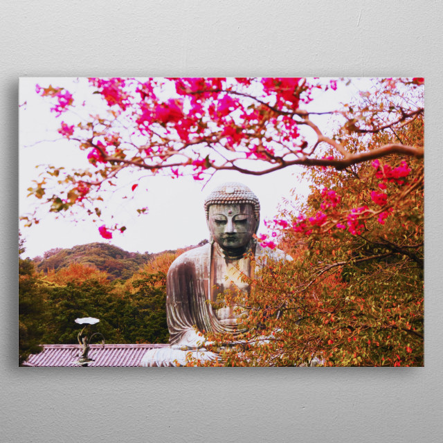 High-quality metal print from amazing Japan Photo collection will bring unique style to your space and will show off your personality. metal poster