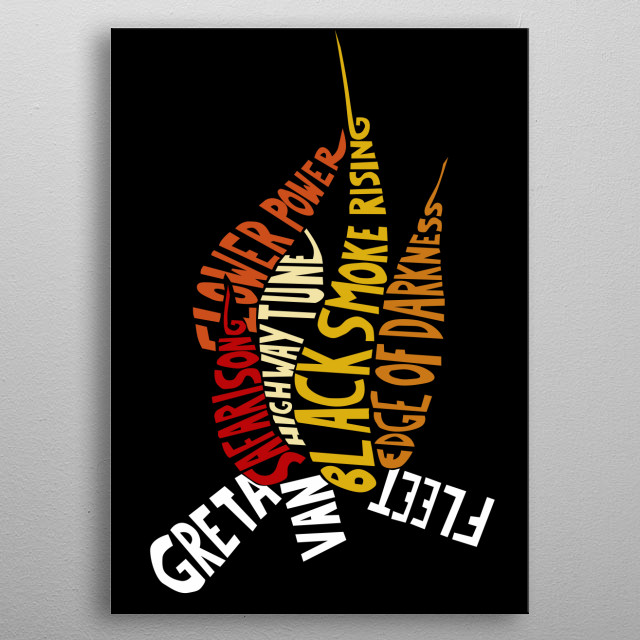High-quality metal wall art meticulously designed by riffraffmakes would bring extraordinary style to your room. Hang it & enjoy. metal poster