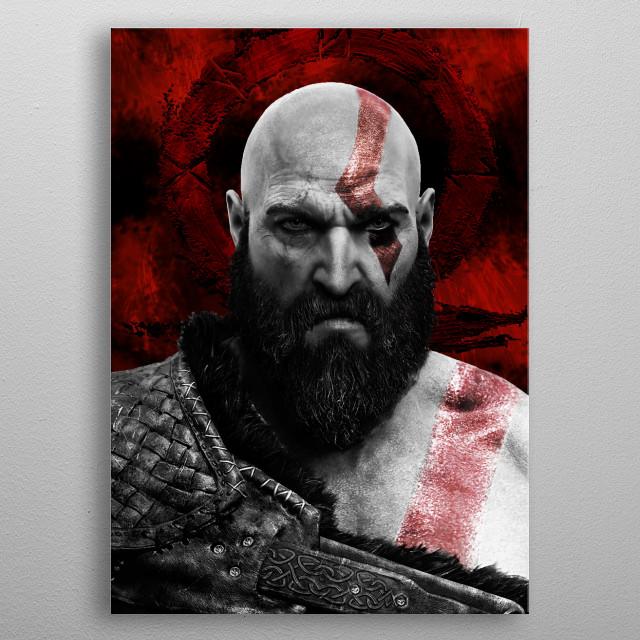 God killer  metal poster