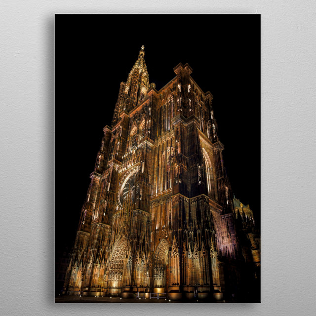This marvelous metal poster designed by AlexanderSorokopud to add authenticity to your place. Display your passion to the whole world. metal poster