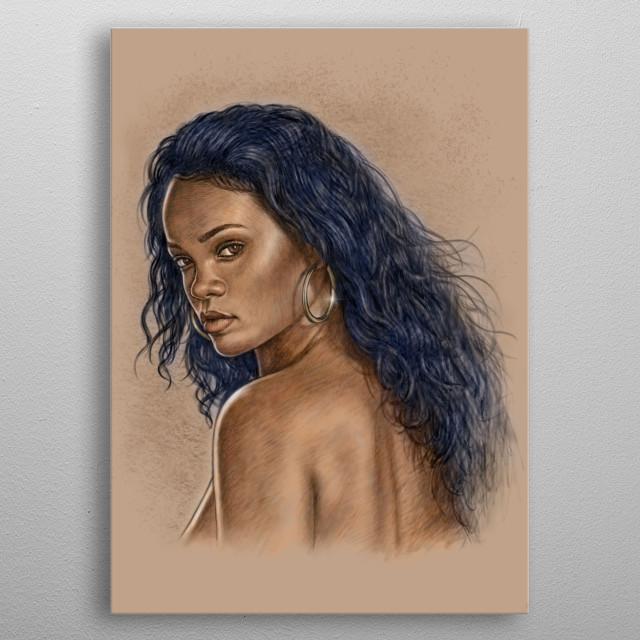 High-quality metal print from amazing 703 collection will bring unique style to your space and will show off your personality. metal poster