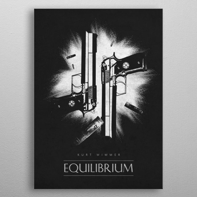 A Timeless Cllassic metal poster