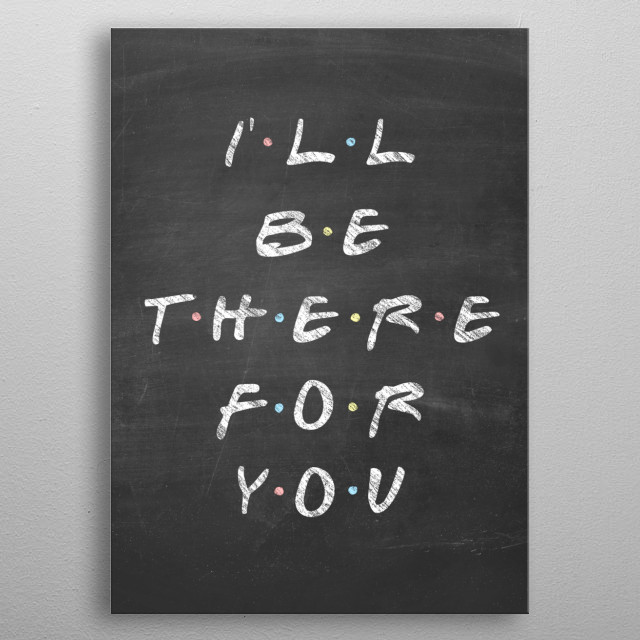 Typography displate poster made out of metal. Text art, motivational and inspirational quotes chalk, whiteboard edition. metal poster