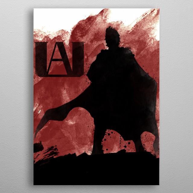 Lemillion metal poster
