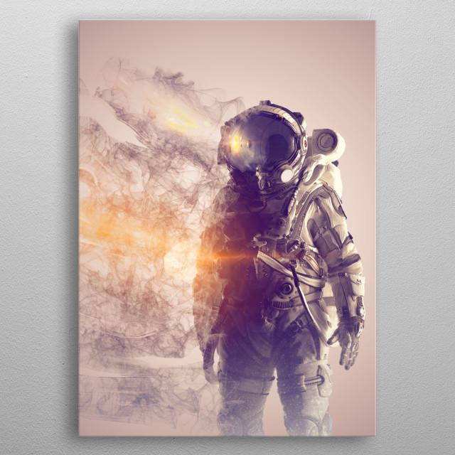 Extinction  metal poster