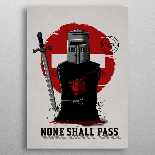 ^^ metal poster