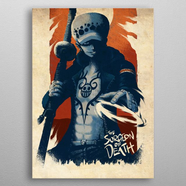 The Surgeon of Death metal poster
