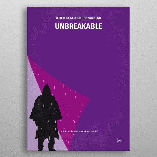 A man learns something extraordinary about himself after a devastating accident. metal poster
