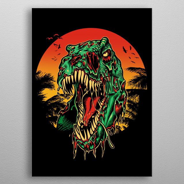 . metal poster