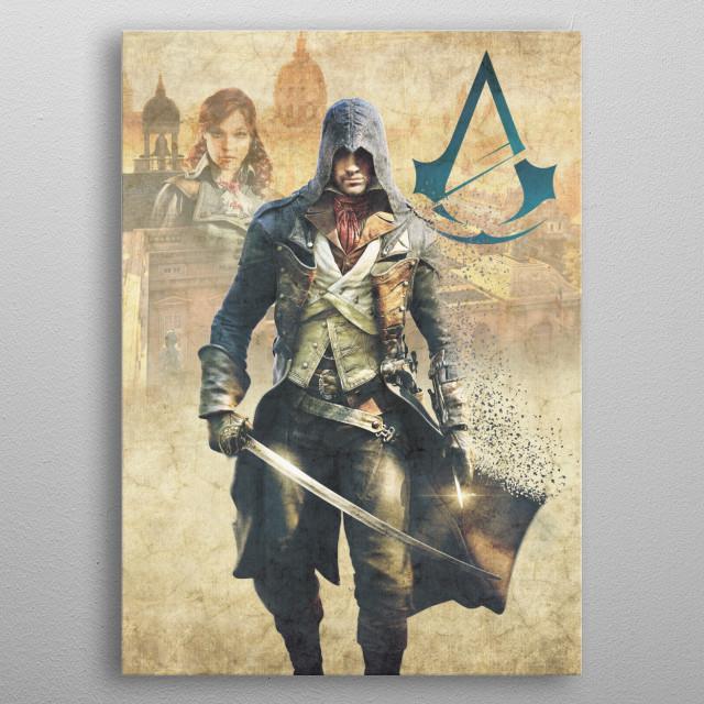 Arno metal poster