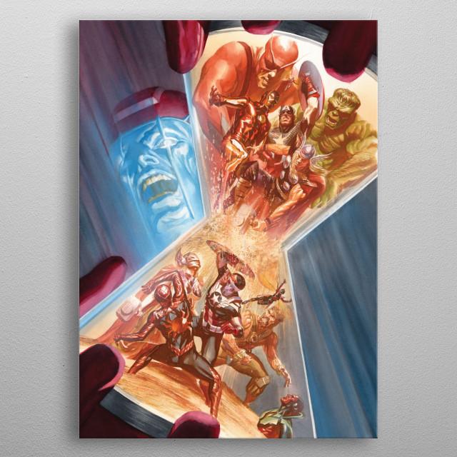 Kang  metal poster