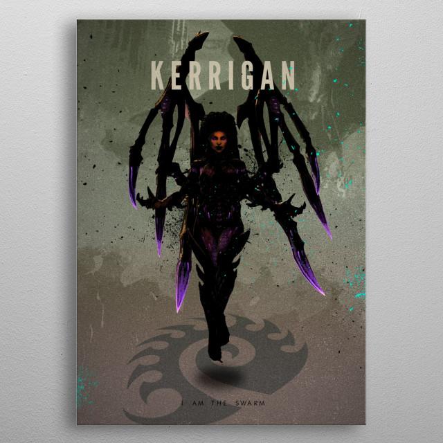 Legends of Gaming metal poster