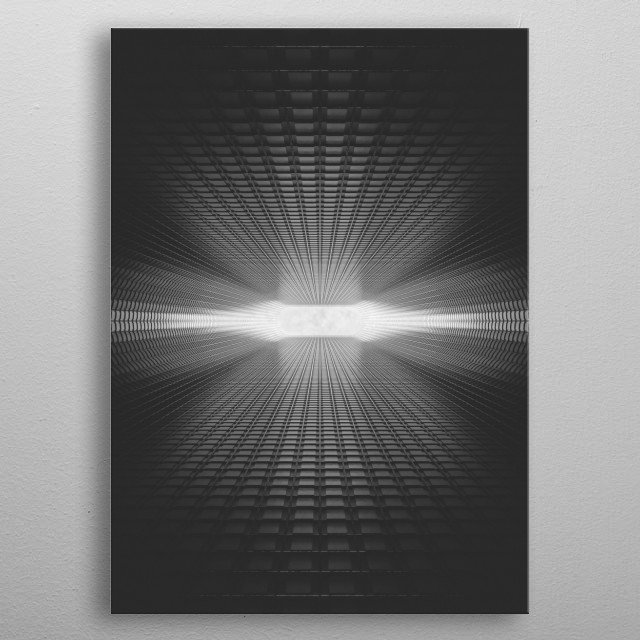 Inspired by scenes from the film Arrival. Art created in Cinema4D, rendered in Corona and enhanced in Photoshop, I hope you like it :) bw18 metal poster