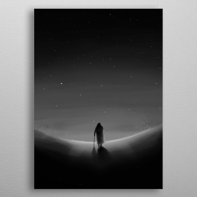 High-quality metal wall art meticulously designed by szamelandras would bring extraordinary style to your room. Hang it & enjoy. metal poster