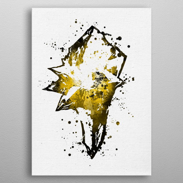 Fascinating  metal poster designed with love by jsumm52. Decorate your space with this design & find daily inspiration in it. metal poster