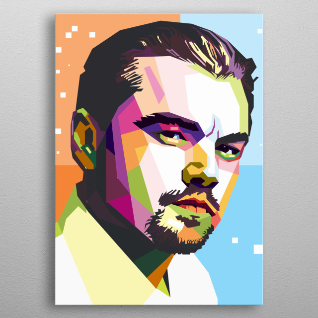 Leonardo Wilhelm DiCaprio  born November 11st 1974 is an American actor, film producer, and environmentalist metal poster