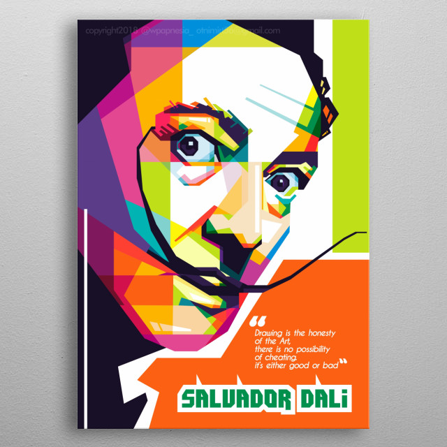 Charlie Chaplin In WPAP ,colorfull pop art  this very cool artwork for you ,you kan make this wall decor poster ,this very awesome art metal poster