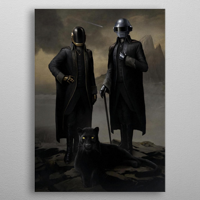 I just want this pictore for myself really. metal poster