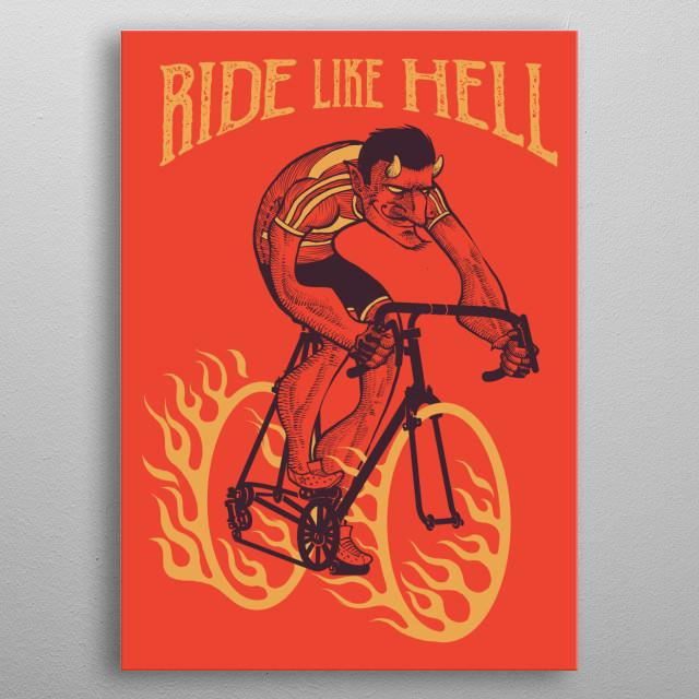 Hope u like it metal poster