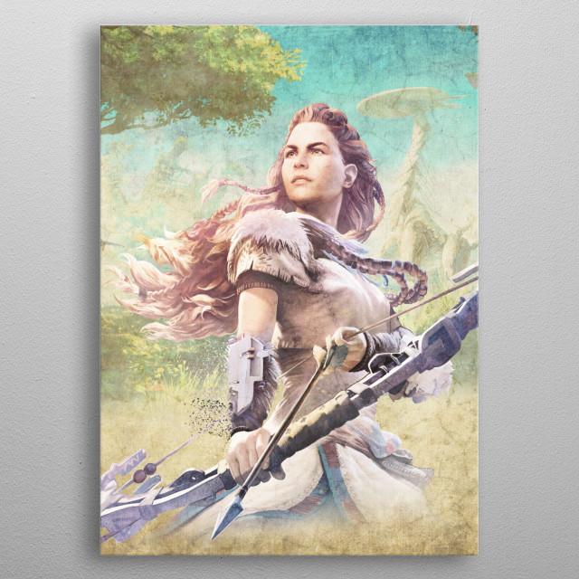 Aloy metal poster