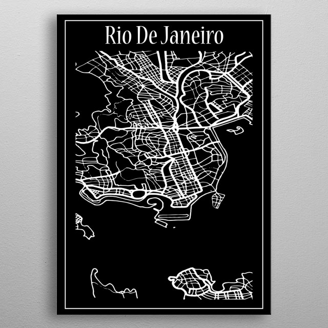 Fascinating metal poster designed by dmc 696. Displate has a unique signature and hologram on the back to add authenticity to each design. metal poster
