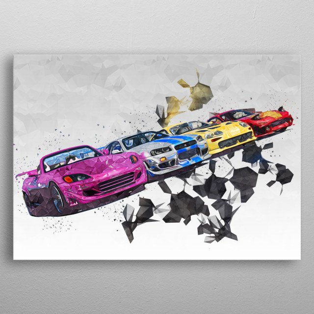 2 Fast Furious By Benjamin Cremer