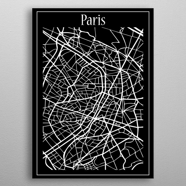 High-quality metal wall art meticulously designed by dmc696 would bring extraordinary style to your room. Hang it & enjoy. metal poster