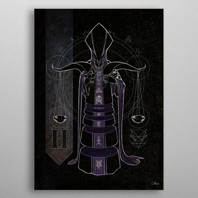 Samaton the mighty metal poster