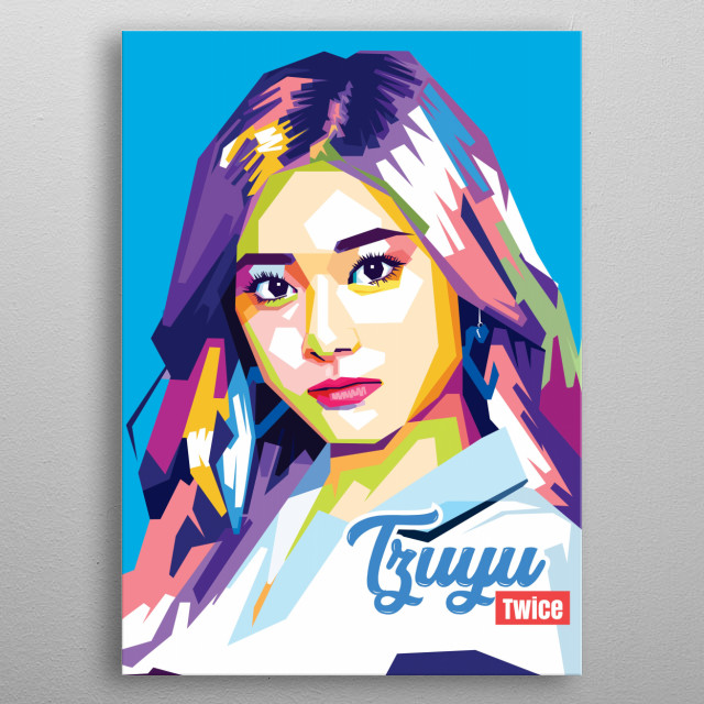 Chou Tzu-yu (born in Tainan, Taiwan, June 14, 1999; age 19), better known as Tzuyu, is a Taiwanese singer. metal poster