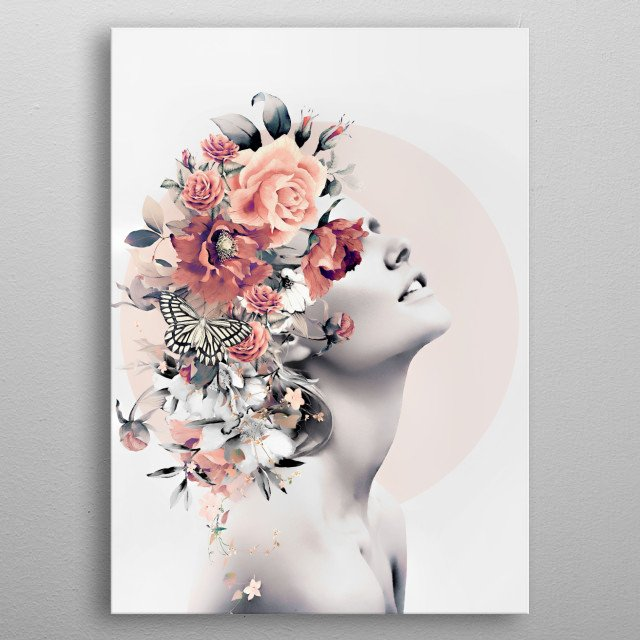 High-quality metal wall art meticulously designed by dada22 would bring extraordinary style to your room. Hang it & enjoy. metal poster