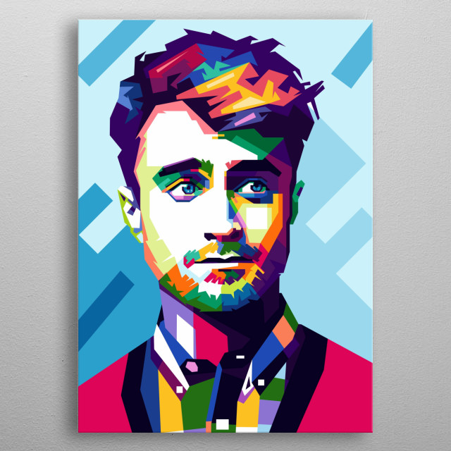Daniel Jacob Radcliffe (born 23 July 1989) is an English actor and producer best known for his role as the titular protagonist in the Harry  metal poster