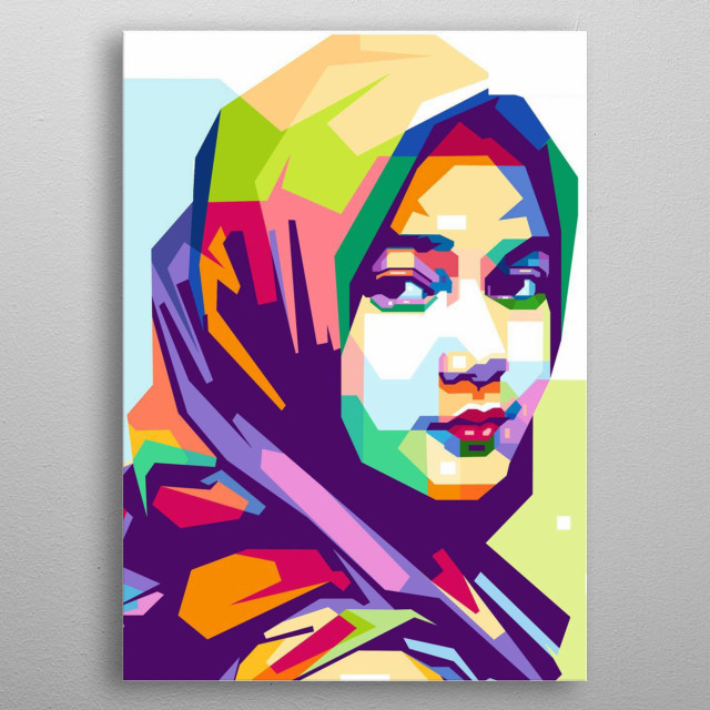High-quality metal wall art meticulously designed by erikhermawann22 would bring extraordinary style to your room. Hang it & enjoy. metal poster
