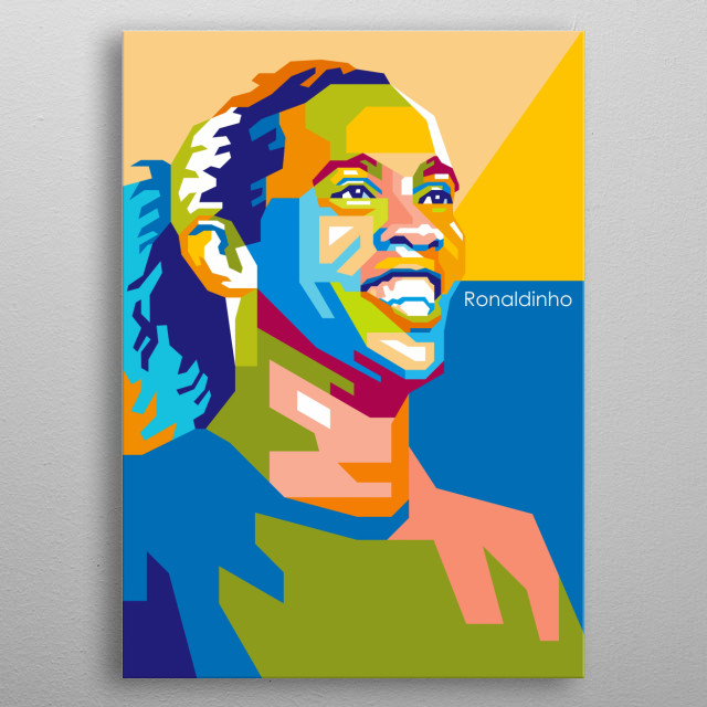 WPAP is original artwork indonesia  If you want your picture be like that :) you can message me to email : herywardani93@ :) metal poster