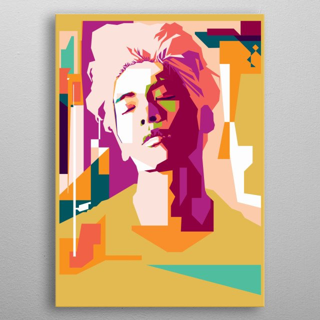 Kim Jong-hyun, better known mononymously as Jonghyun, was a South Korean singer-songwriter, record producer, radio host, and author metal poster