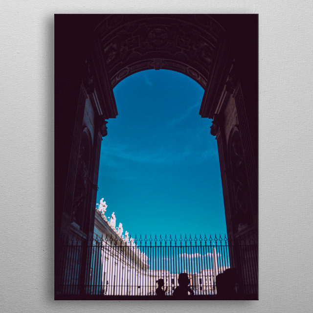 High-quality metal wall art meticulously designed by pixel_explorer would bring extraordinary style to your room. Hang it & enjoy. metal poster