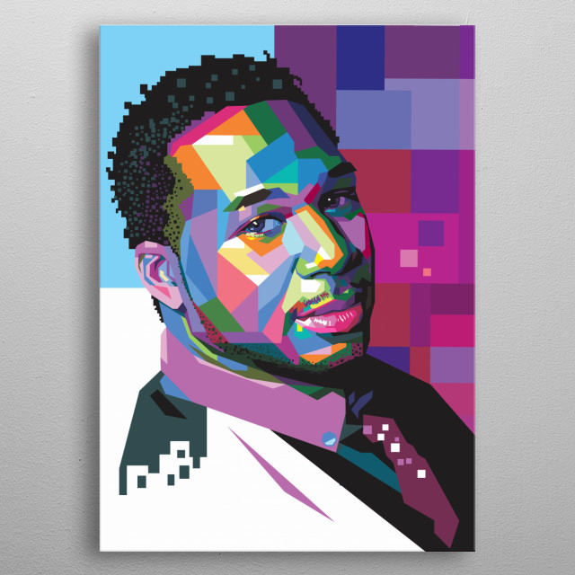 Robert Randolph is an American funk and soul band led by pedal steel guitarist metal poster