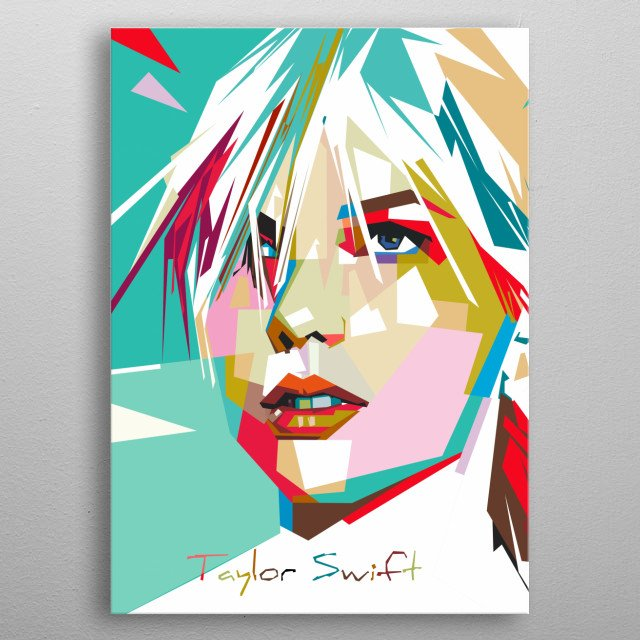 Taylor Alison Swift (born December 13, 1989) is an American singer and songwriter metal poster