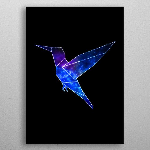 Sparrow dream metal poster