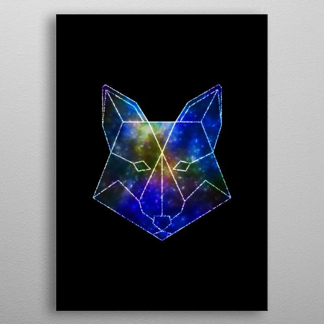 Fox dream metal poster