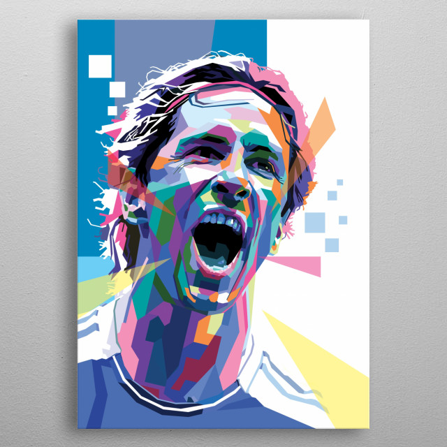 Fernando Torres is a Spanish professional footballer who plays as a striker for J1 League club Sagan Tosu and the Spain national team. metal poster