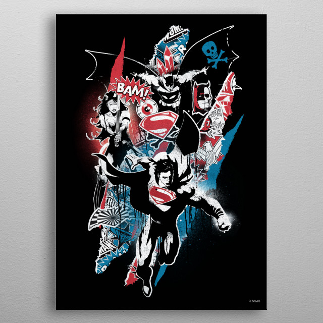 Renegades Black metal poster