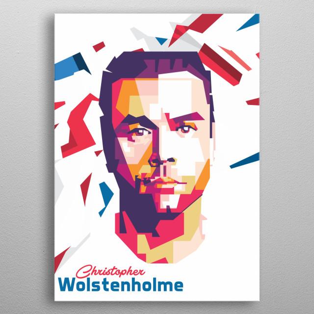 Christopher Wolstenholme is an English musician metal poster