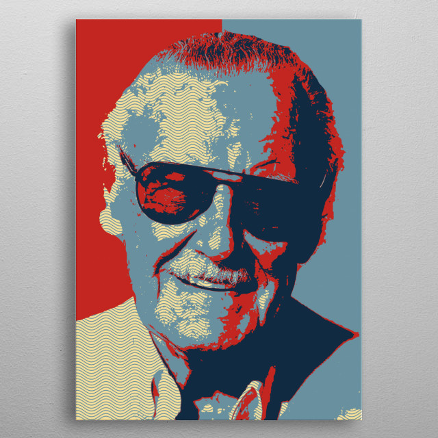 was an American comic book writer, editor, and publisher who was active from the 1940s to the 2010s metal poster